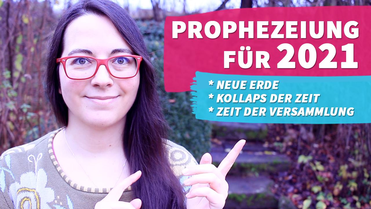 Palmblatt Prophezeiungen 2021